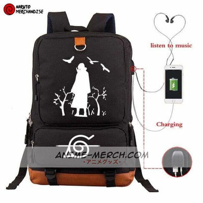 naruto backpack itachi uchiha crows akatsuki