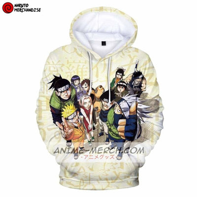 naruto hoodie first generation