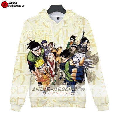 Anime Hoodie <br>First Generation