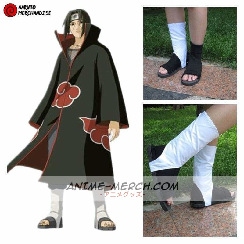 itachi akatsuki shoes
