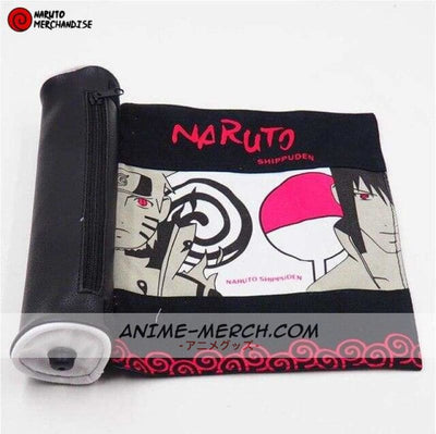 Naruto Pencil Case <br>Naruto and Sasuke