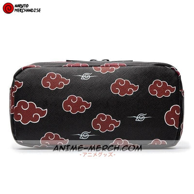 Naruto Pencil Case <br>Akatsuki Clouds