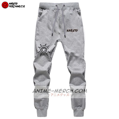 naruto sweatpants naruto seal mark