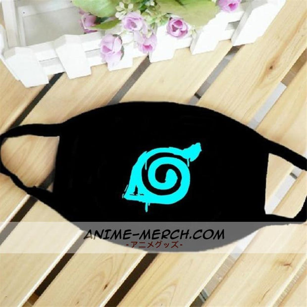 Konoha Face Mask