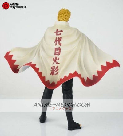 Anime Figure <br>Hokage and Boruto Uzumaki