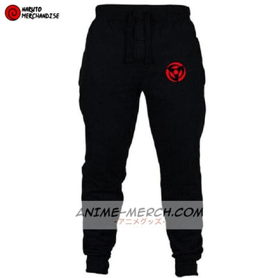 naruto sweatpants mangekyou sharingan