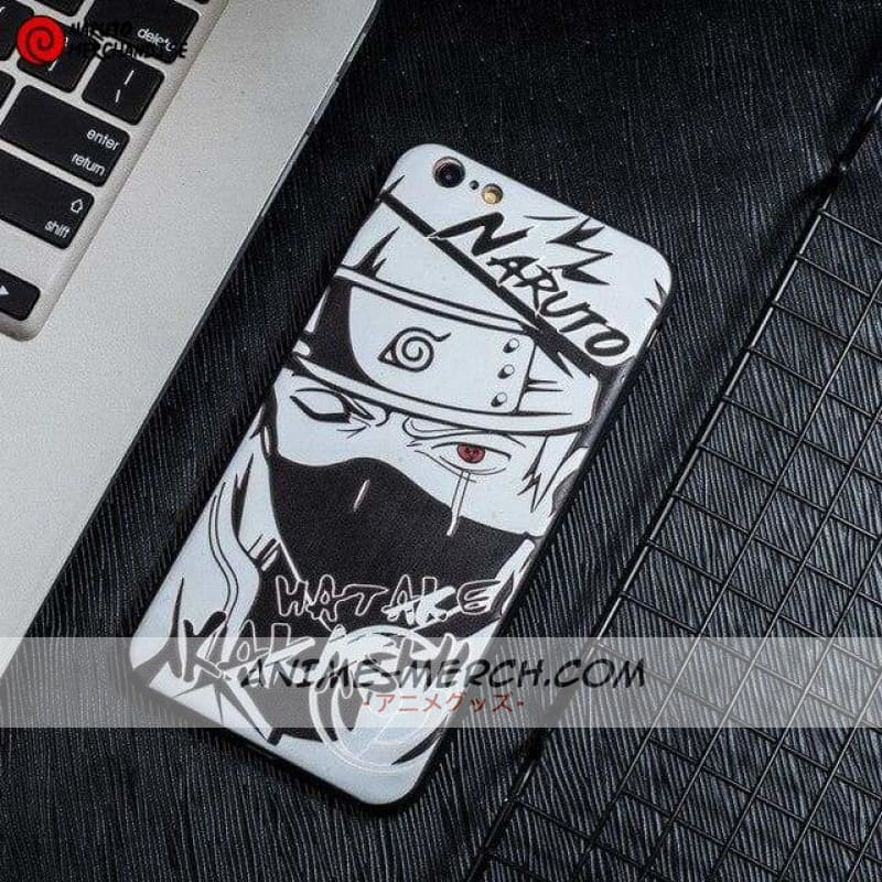 Anime Iphone Case <br>Kakashi Hatake