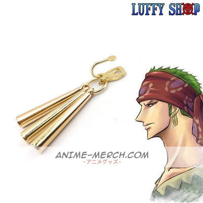 Real Zoro Earrings
