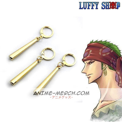 Zoro Roronoa Earrings
