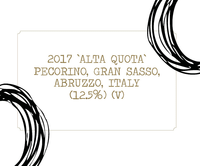 `ALTA QUOTA` PECORINO 2018/19
