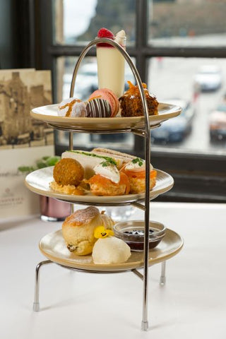 Cannonball House Afternoon Tea for Two