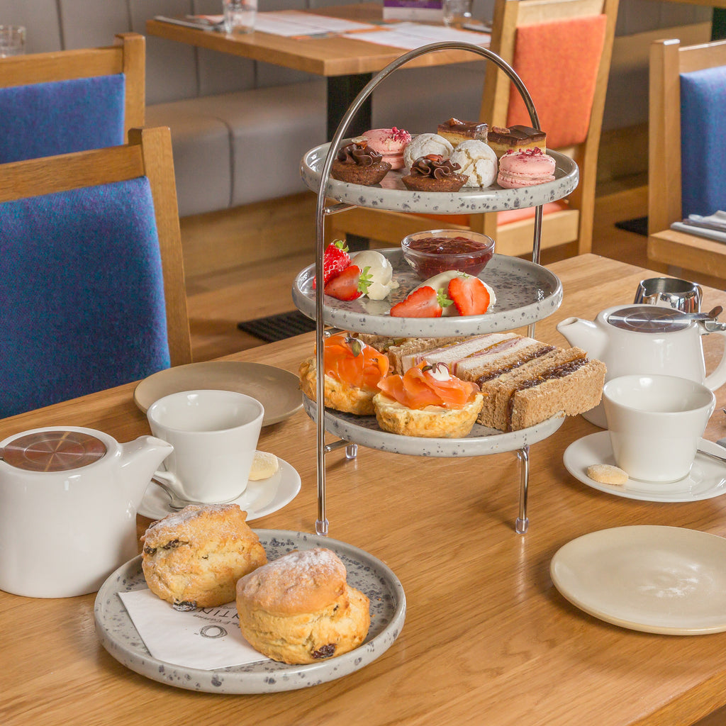 Afternoon Tea at The Scottish Cafe & Restaurant