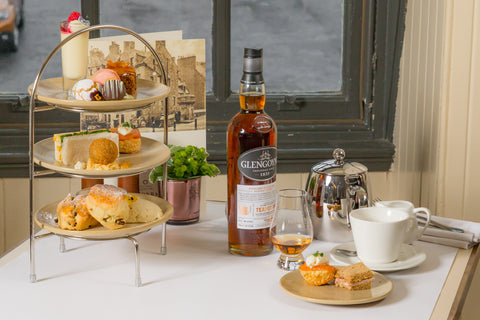 Teapot Dram Afternoon Tea - Edinburgh Fringe at Cannonball