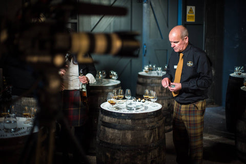 Unhurried – Glengoyne's Inefficient Tradition- Edinburgh Fringe at Cannonball