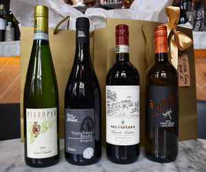 Victor's Vino 1 - Box of 4 specially selected wines