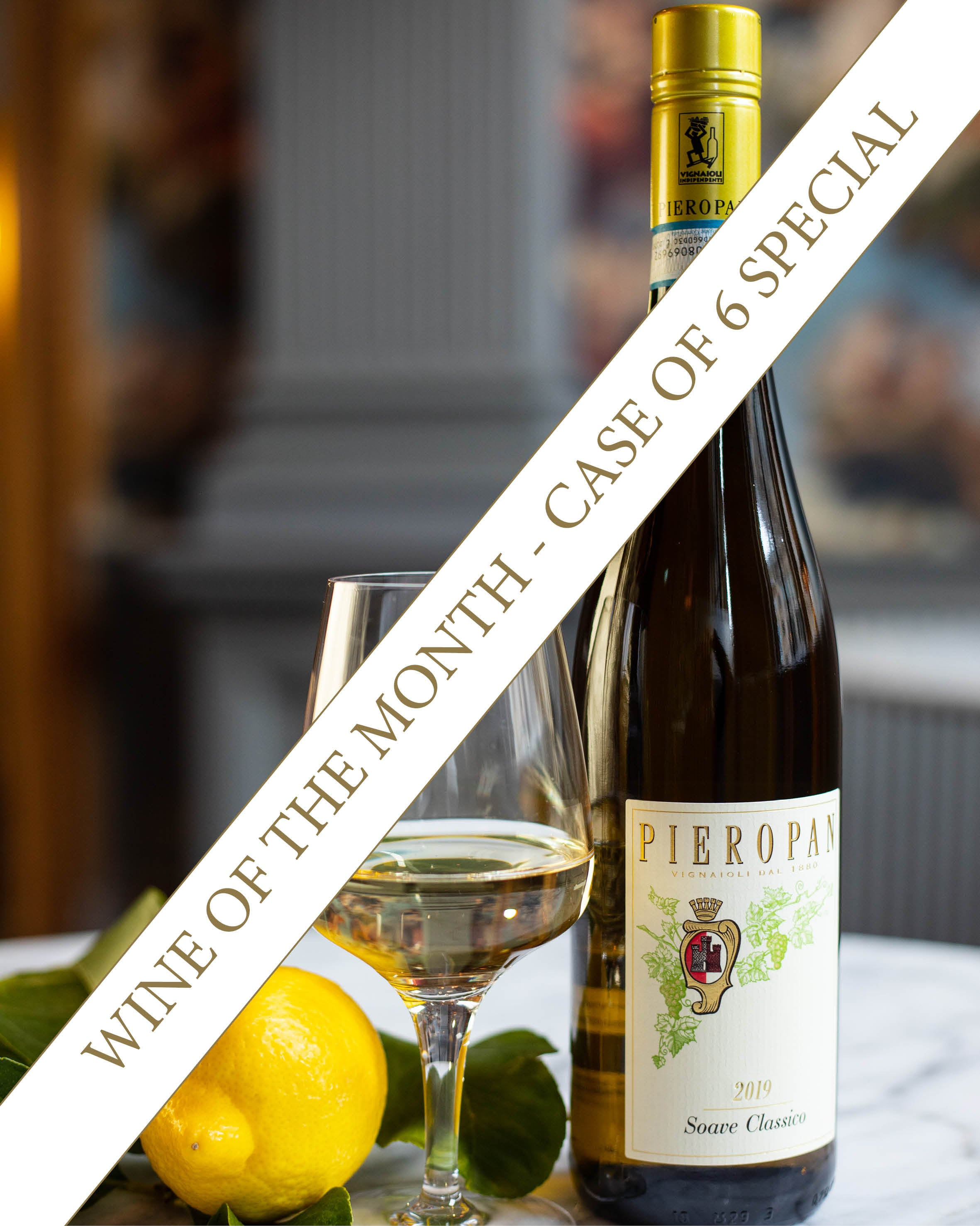 Wine of the Month - Case of 6 Bottles