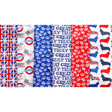 Load image into Gallery viewer, British Bunting