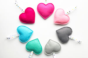 Valentine Heart Decoration - Large