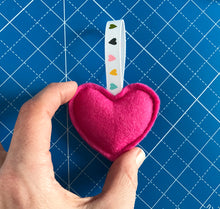 Load image into Gallery viewer, Valentine Heart Decoration - Mini