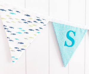 Little Fish Name Bunting