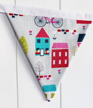 Load image into Gallery viewer, Sew Your Own Bunting Kit - Around Town