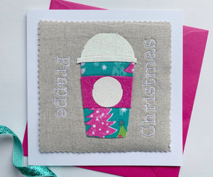 Latte Frappe Christmas Cards
