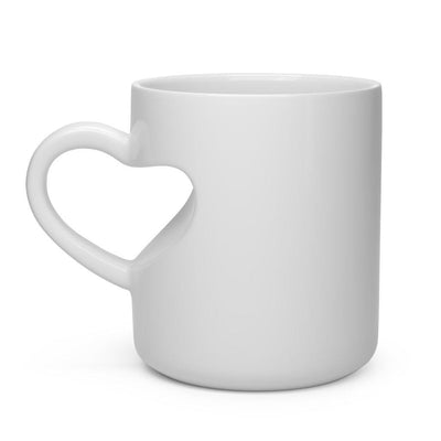 Heart Shape Mug - BuynPrint