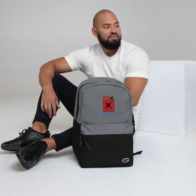 Embroidered Champion Backpack - BuynPrint