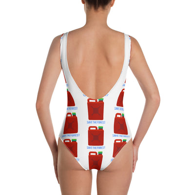 All Over Print Swimsuit - Buy & Print