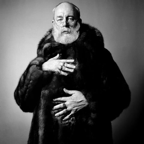 Edward Gorey boy Richard Corman