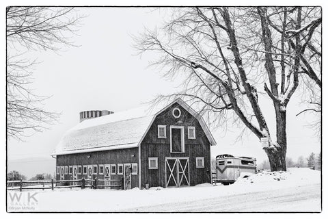 Winter. Lyndonville III