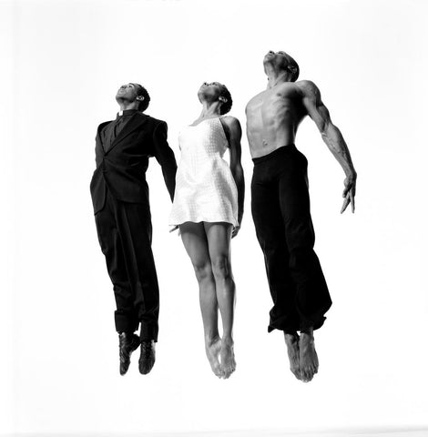 Alvin Ailey Dancers #1  by Richard Corman.  10% DISCOUNT AVAILABLE
