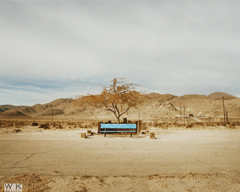 Middle of Nowhere -  The Gateway to Death Valley