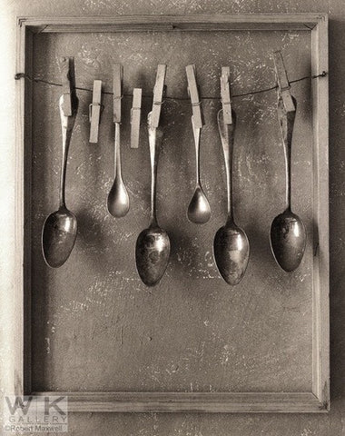 Spoons by Robert Maxwell