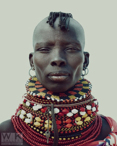 Women of Africa Series #1 by Dean Bradshaw