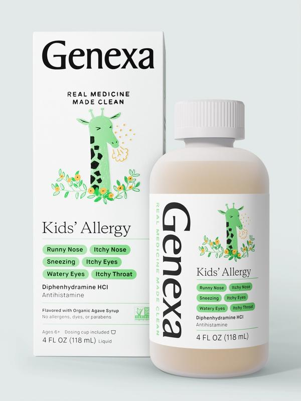 Kid's Allergy, 4 fl oz