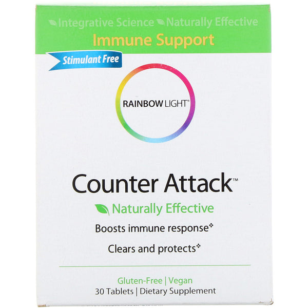 Counter Attack Tablets, 30ct