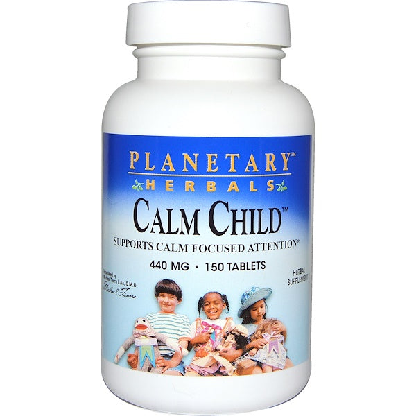 Calm Child Tablets, 72 ct