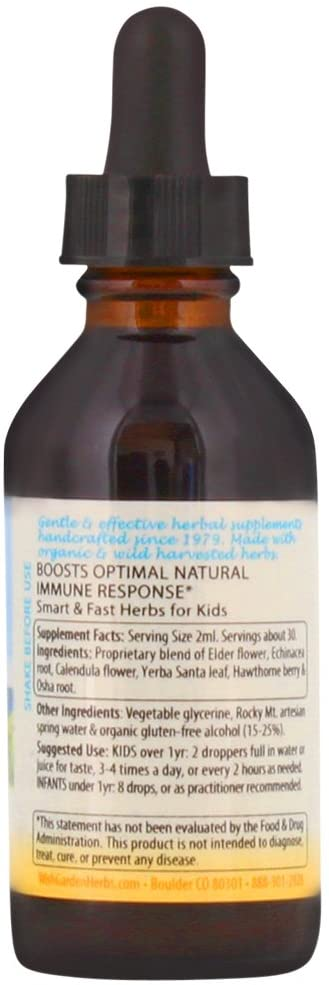 Kick-It Immune for Kids, 2 oz