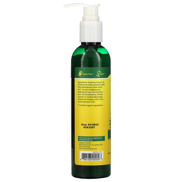 Neem Leaf & Aloe Gel, 8 oz