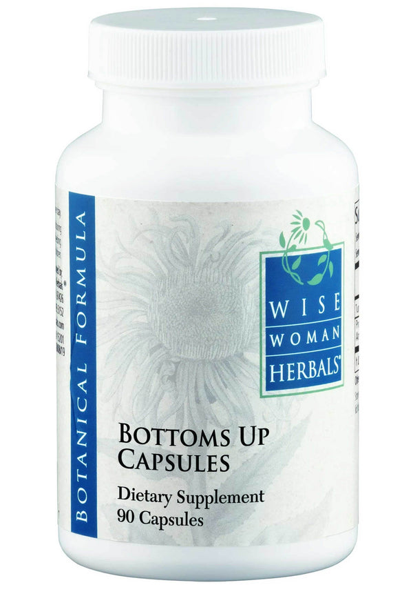 Bottoms Up Capsules, 90 ct