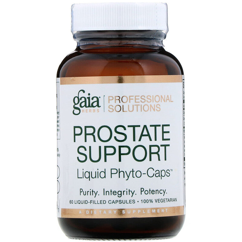 Prostate Support Capsules, 60 ct