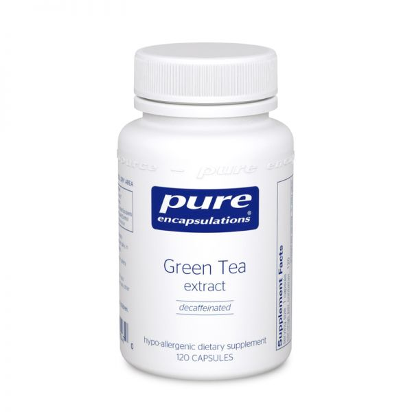 Green Tea Extract Capsules, 60ct
