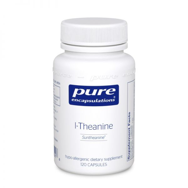 L-Theanine Capsules, 60ct