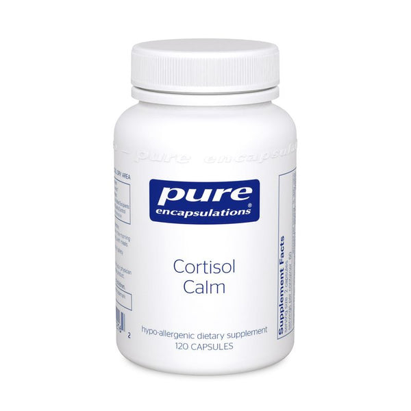 Cortisol Calm Capsules, 120ct