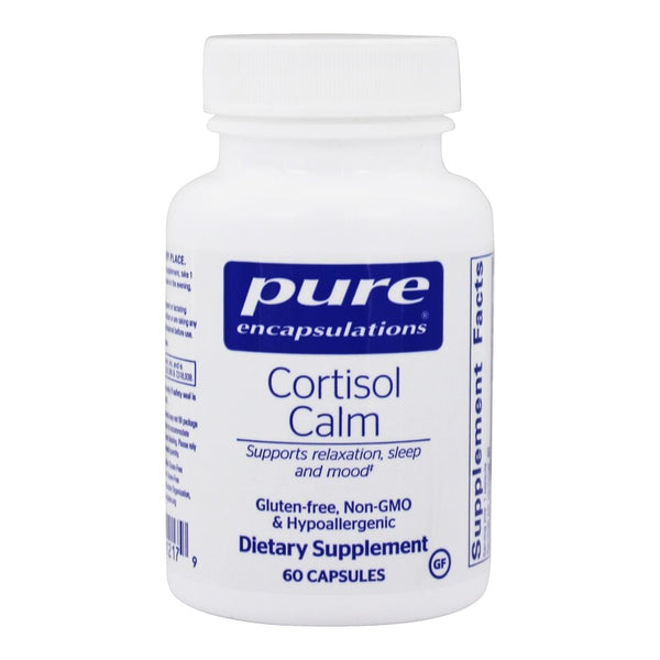 Cortisol Calm Capsules, 60ct