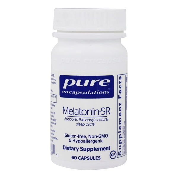 Melatonin-SR Capsules, 60ct