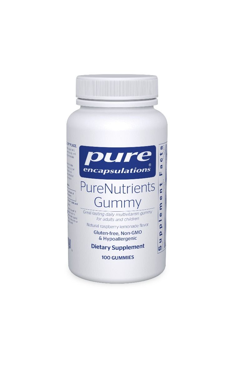 PureNutrients Gummy, 100ct