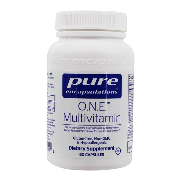 ONE Multivitamin Capsules, 60ct