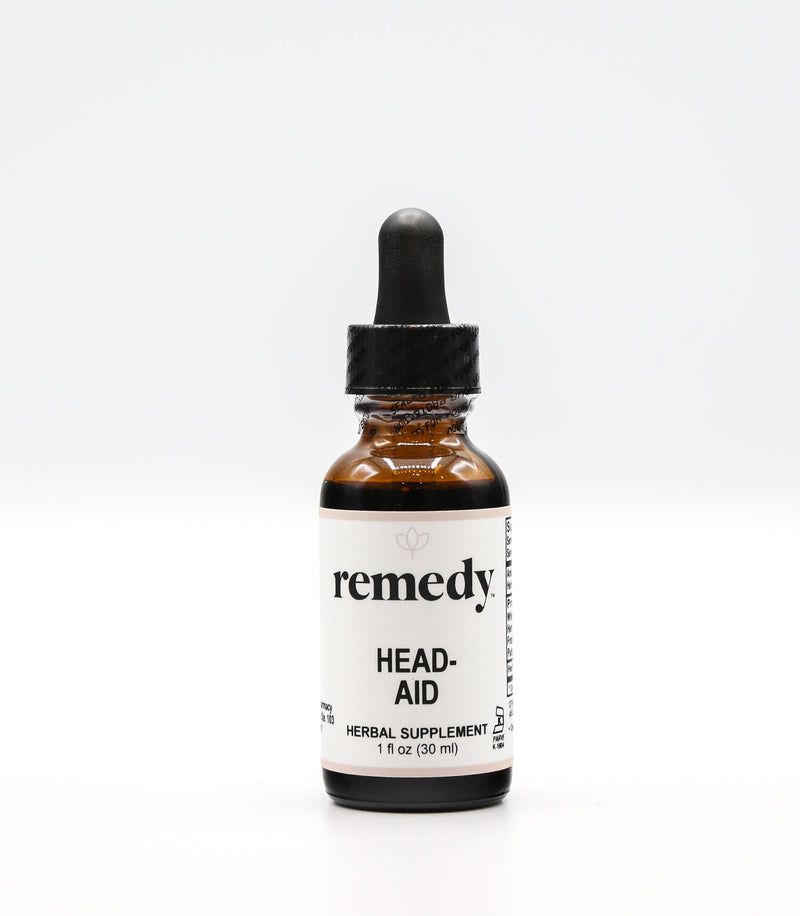 Head-Aid Liquid Extract, 1 oz
